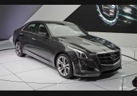 2014+ Cadillac CTS Clear Side Markers