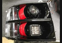 2007-2013 Silverado Clear Headlight Markers