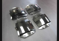 2014+ HD (2500 3500) Clear Headlight Markers (B stock)