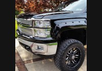 2014-15 Silverado Clear Headlight Markers (Projector)