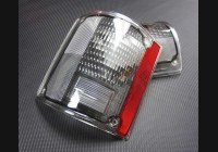 1973-1987 Chevrolet/GMC Truck Fleetside Clear Tail Lights