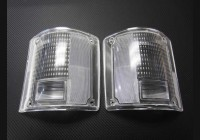 1973-1987 Chevrolet/GMC Truck Fleetside Clear Tail Lights (b stock)