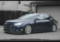 2011-2014 Cruze Clear Side Markers