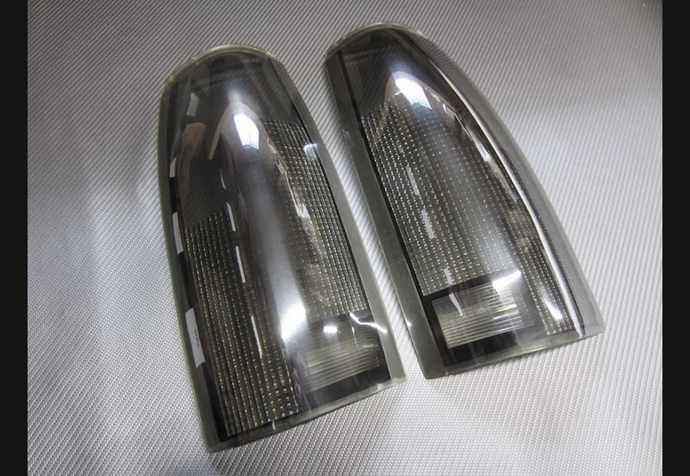 88 98 Chevy Clear Tail Light Lenses