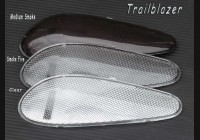 2002-2009 Trailblazer Clear Headlight Markers