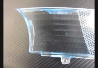 2006-2008 Acura TSX Clear Headlight Markers (B stock)
