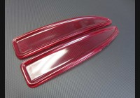 1993-1996 Cadillac Fleetwood Clear Tail Lights (B stock)