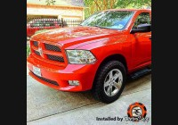 2009+ Ram Clear Headlight Markers (Halogen)
