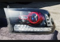 2013-18 Ram Clear Headlight Markers (Projector).