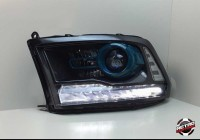 2013+ Ram Clear Headlight Markers (Projector)