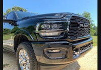 2019+ Ram HD Clear Headlight Markers