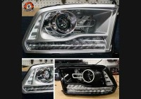 2013-18 Ram Clear Headlight Markers (Projector)