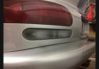 1996-2002 Viper Clear Rear Turn Signals