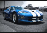 1996-2002 Viper Clear Front Side Markers