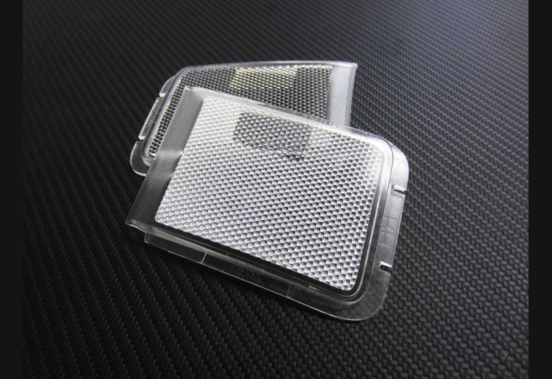 2009-2014 F-150 Clear Headlight Markers (Projectors)