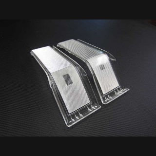 2008-2010 Superduty Clear Headlight Markers.