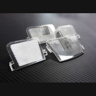 2015-17 F-150 Clear Headlight Markers (Halogen).