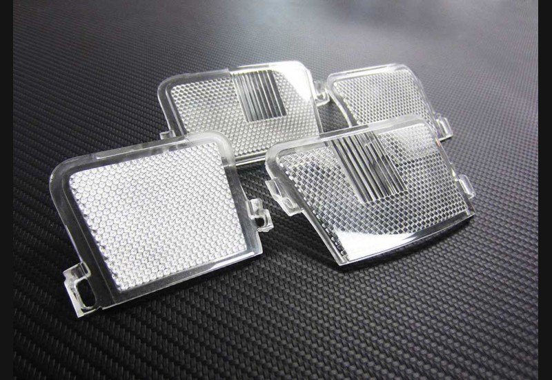 2015-17 F-150 Clear Headlight Markers (Halogen)
