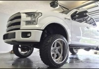 2015-17 F-150 Clear Headlight Markers (LED)