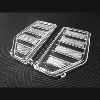 2017-19 Superduty Clear Headlight Markers (Halogen)