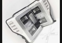2017-19 Superduty Clear Headlight Markers (LED)