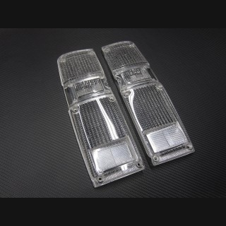 1979-83 Toyota Pickup Clear Tail Light Lenses