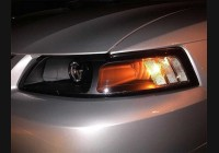 1999-2004 Mustang Clear Headlight Markers