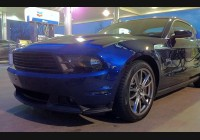 2010-2014 Mustang Clear Front Side Markers
