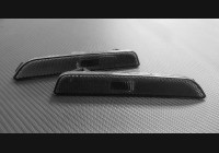 2010-2014 Mustang Clear Rear Side Markers