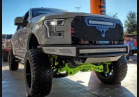 2015-17 F-150 Clear Headlight Markers (LED).