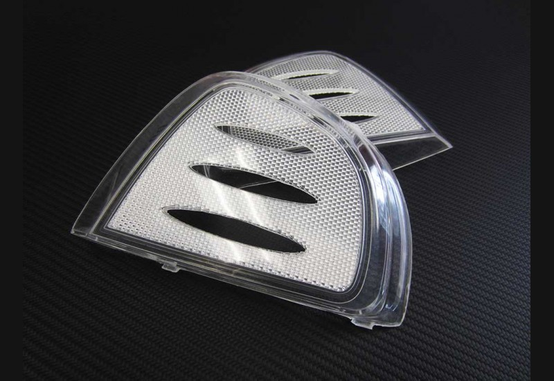 2001-2006 Yukon Denali Clear Headlight Markers