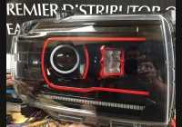 2014+ Canyon Clear Headlight Markers