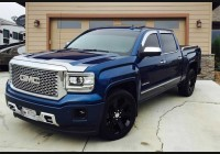 2014 Gmc Sierra Clear Headlight Marker Lenses