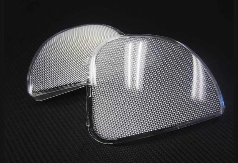 1999-2006 Sierra Clear Headlight Markers
