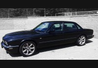1998-2003 X308 XJ8 Clear Side Markers