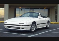 1986-1991 RX-7 Clear Side Markers