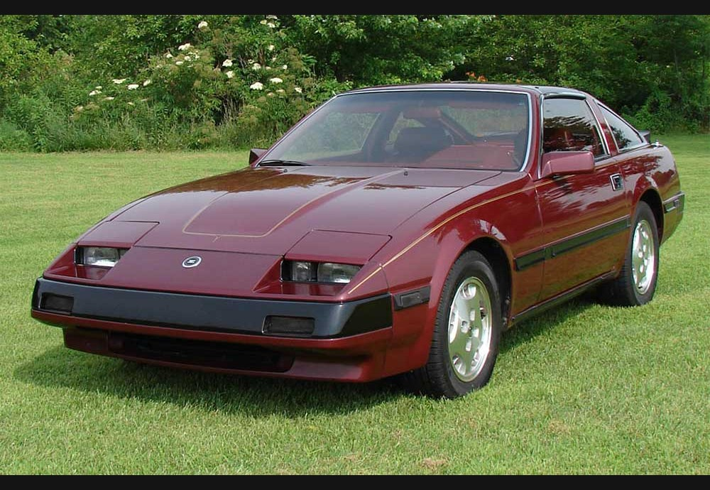 1984 1986 300zx Z31 Clear Turn Signals