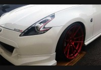 2009+ 370z Clear Headlight Markers