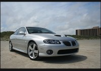 2004-2006 GTO Clear Side Markers