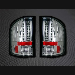 2007-13 Sierra Clear Recon Tail Lights