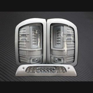 2014-18 Sierra Clear Recon Tail Lights