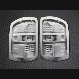 2014-18 Sierra Clear Tail Lights