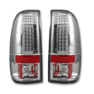 2008-16 Superduty Clear Tail Lights