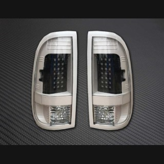 1999-16 Superduty Clear Tail Lights
