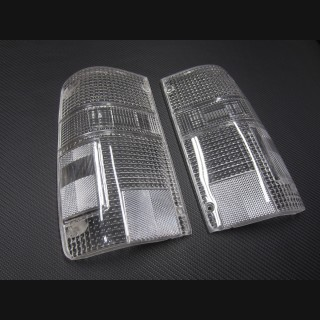 1989-95 Toyota Pickup Clear Tail Light Lenses