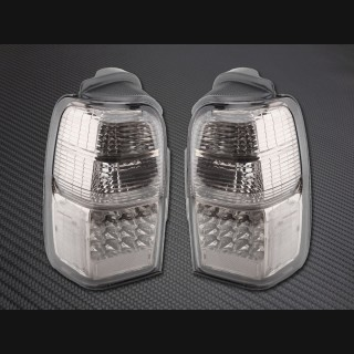 1996-2002 Toyota 4runner Clear Tail Light Lenses