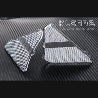 2007-2013 Tundra Clear Headlight Markers