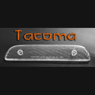 1995-2004 Tacoma Clear 3rd Brake Light