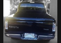 1995-2004 Tacoma Clear Tail Light Lenses (bubble style) B stock