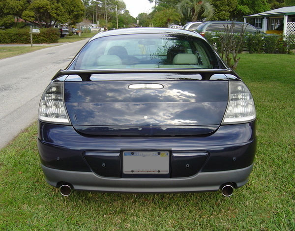here is the back of my buddies 300m with klear tails with leds and. Cars Review. Best American Auto & Cars Review